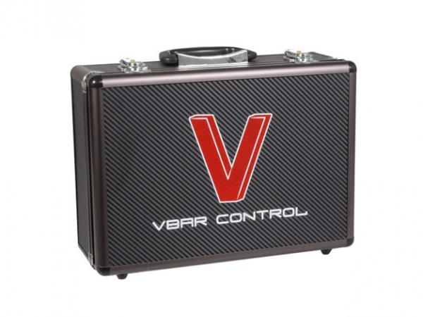 Mikado VBar Control Transportkoffer Carbon Optik