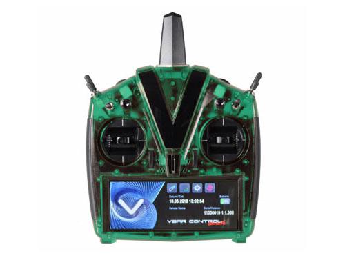 Mikado VBar Control Touch Sender grün-transparent # 05225
