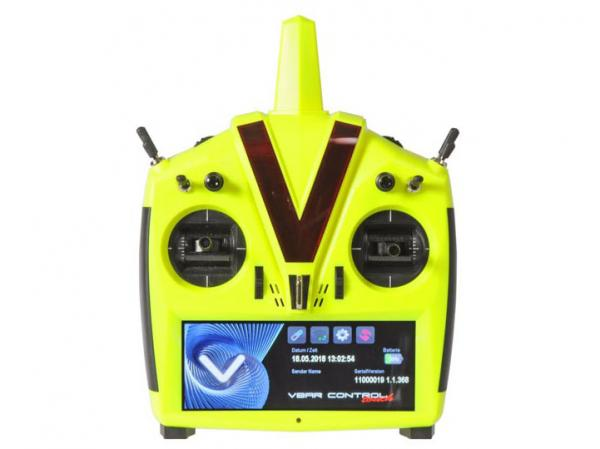 Mikado VBar Control Touch Sender neon gelb