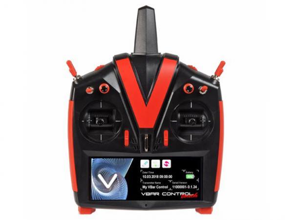 Mikado VBar Control Touch Sender schwarz - neon rot