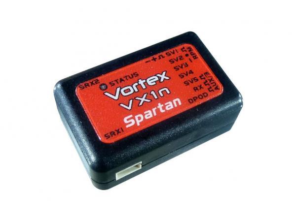 Spartan Vortex Nano VX1n Flybarlesssystem
