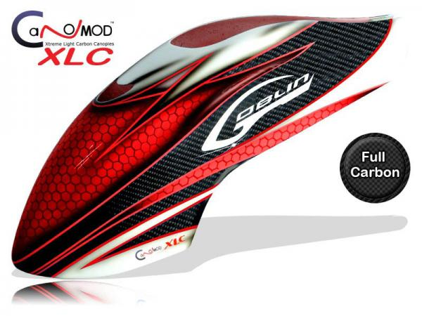 Canomod Goblin 570 Red Eyes - FULL CARBON Canopy