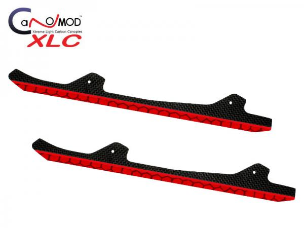 Canomod Goblin 570 Red Eyes - Low Profile Landekufen # XLC-GB570-L04