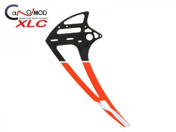 Canomod Goblin 700 Competition Ferrari - Carbon Leitwerk # XLC-GB700C-F02