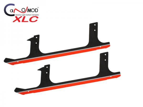 Canomod Goblin 700 Competition Ferrari - Low Profile Landekufen # XLC-GB700C-L02