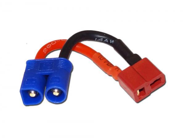 Adapter EC3 zu T-Plug # ZB-AD-8011A