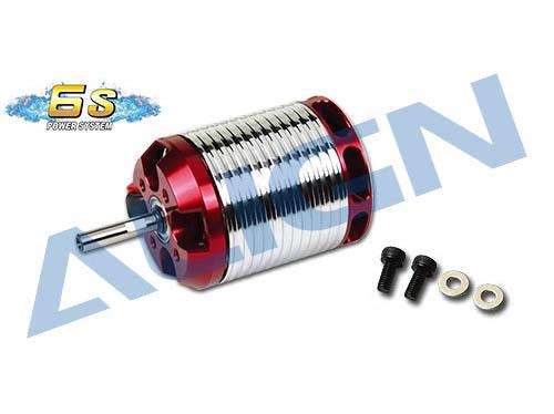 Align 460MX Brushless Motor 1800KV RCM-BL460MX DOMINATOR # HML46M01