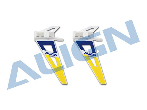 Align T-REX 150 Vertical Stabilizer # H15T001XX