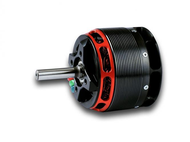 Kontronik Brushless Motor PYRO 750-56 L Competition # 277101C