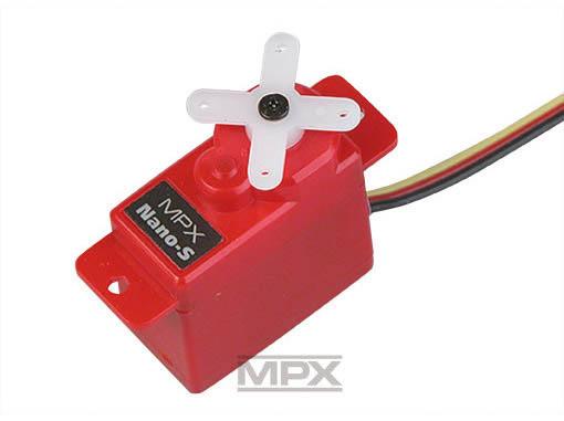 Multiplex Servo Nano-S # 65120