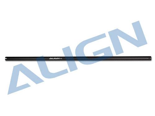 Align T-REX 800 Carbon look Heckrohr Matte Black 800mm # H80T015XX
