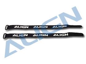 Align Klettband 2St.  T-Rex 600 # H60054