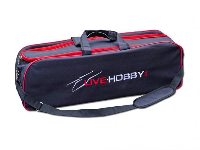 Transporttasche schwarz für 380iger Helis # ZBTTLH380