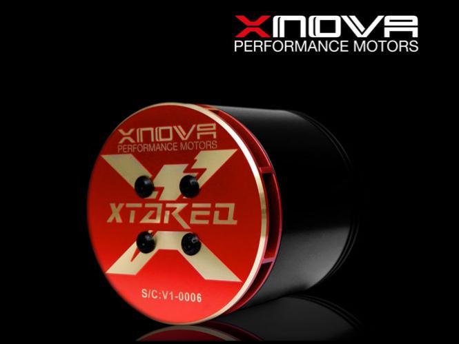 XNOVA Lightning XTareq 4530-550kv # Xn_4530_XTareq_550KV