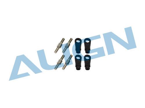Align T-REX 600/700DFC Verbinder und Gelenkpfannen - SET # H60251