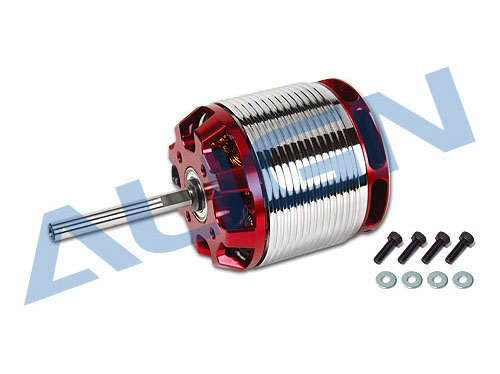 Align Brushless Motor 440KV RCM-BL800MX (50mm Ø6mm Welle) # HML80M09