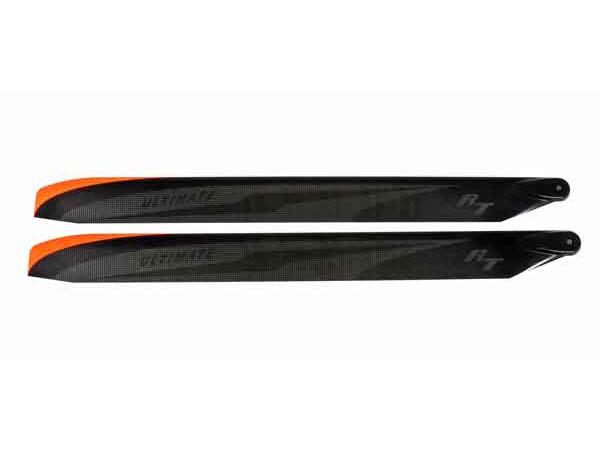 Fun-Key/Rotortech Carbon Rotorblatt RT Ultimate 700mm # 05304