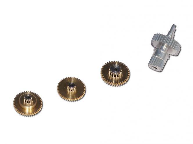 NEXSPOR Ersatz- Servogetrieb für DS-2304HV V1 # DS-2304HV-V1-GEAR