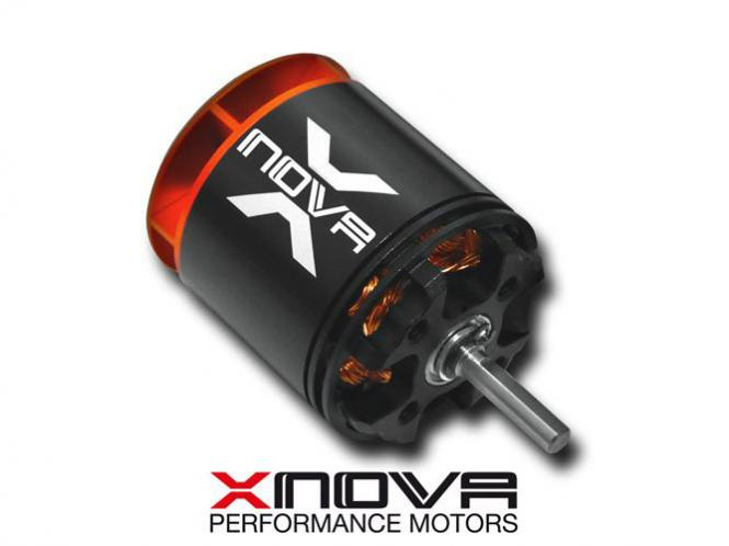 XNOVA XTS 2216-4100kv 6P (3S-4S) # XN-XTS-2216-4100-A