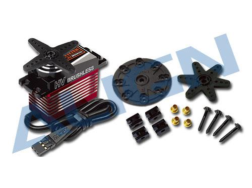 Align DS820M High Voltage Brushless Servo mit Alugehäuse # HSD82001