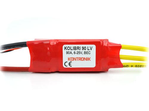 Kontronik Brushless Regler KOLIBRI 90 LV # 4330