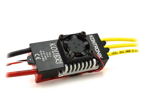Kontronik Brushless Regler KOLIBRI 140 LV # 4340