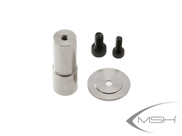 MSH Protos Max V2 Motorriemenumlenkrollen- Halter V2 # MSH71133