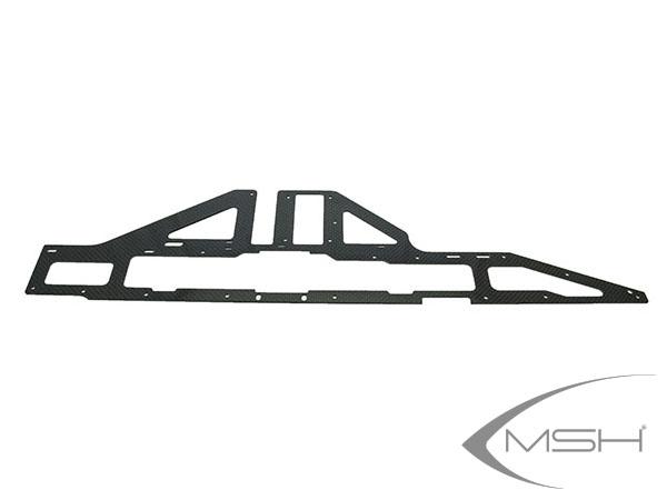 MSH Protos Max V2 Carbon Hauptrahmenplatte V2 (1x) # MSH71156