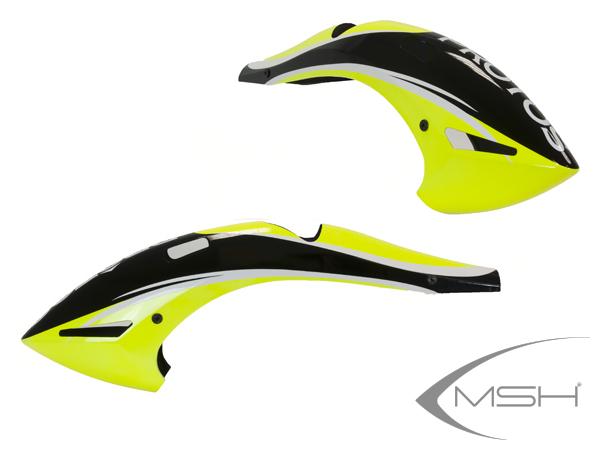 MSH Protos Max V2 Haube evoluzione gelb # MSH71191