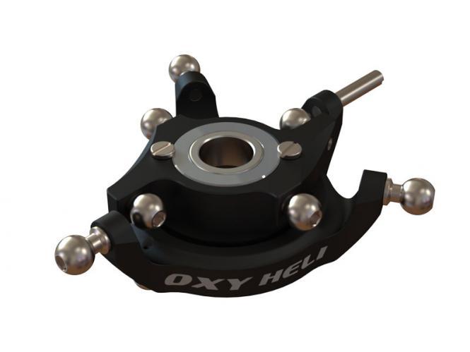 OXY Heli OXY4 Taumelscheibe Alu schwarz # OSP-1005