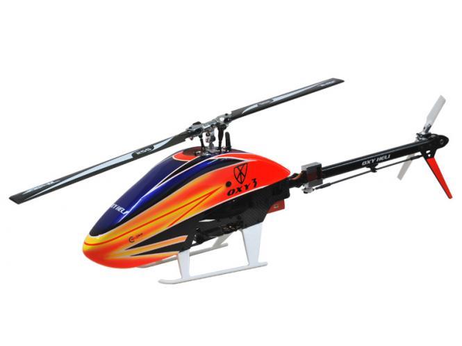 OXY Heli OXY3 Helikopter Kit # OXY3-255