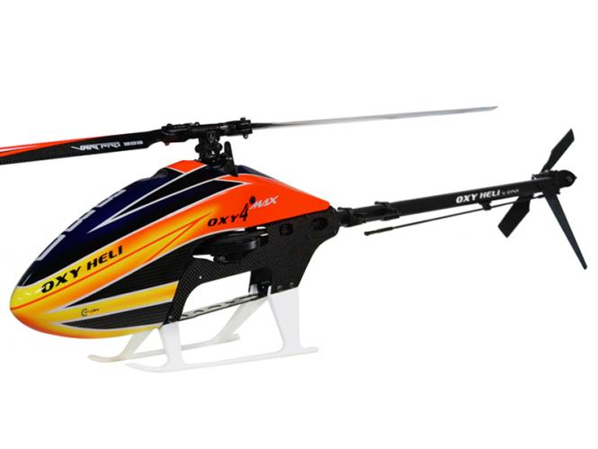 OXY Heli OXY4 MAX Edition 380 Helikopter Kit # OXY4-MAX
