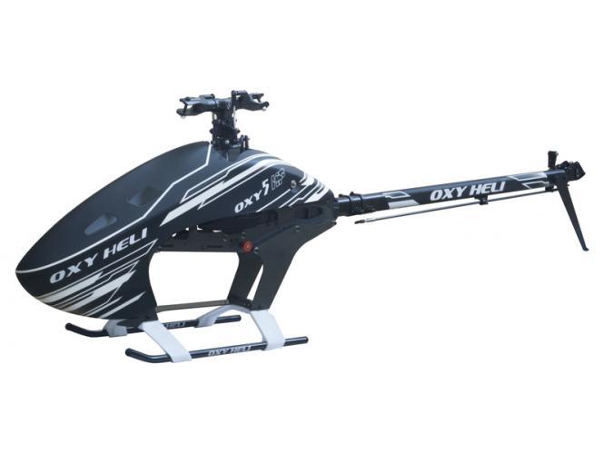 OXY Heli OXY5HF High Fidelity Helikopter Kit # OXY5-HF