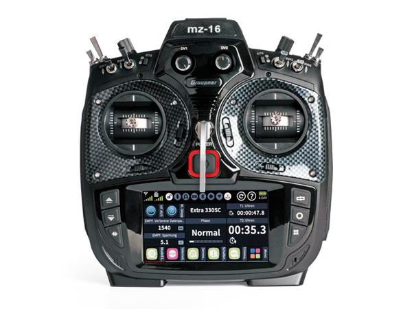 Graupner Fernsteuerungs-Set MZ-16 HoTT 16-Kanal # S1047