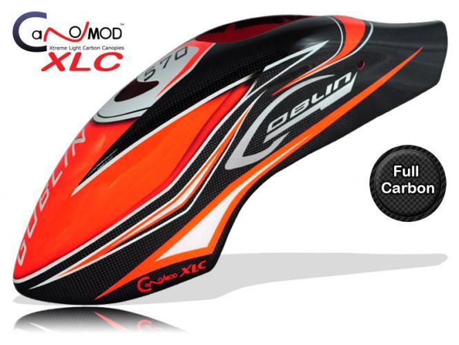 Canomod Goblin 570 Ferrari - Carbon Haube # XLC-GB570-C01