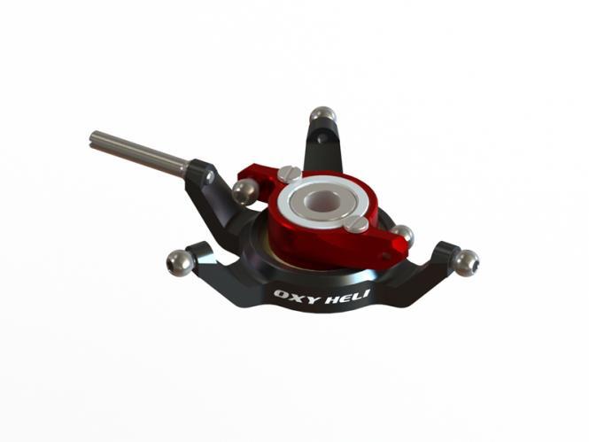 OXY Heli OXY2-FE Taumelscheibe rot/schwarz # SP-OXY2-011