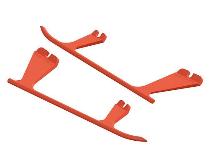 OXY Heli OXY2 Landegestell Kunststoff orange rechts und links # SP-OXY2-072