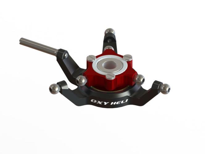 OXY Heli OXY2 Qube 3 Blatt Ultra Taumelscheibe # SP-OXY2-090