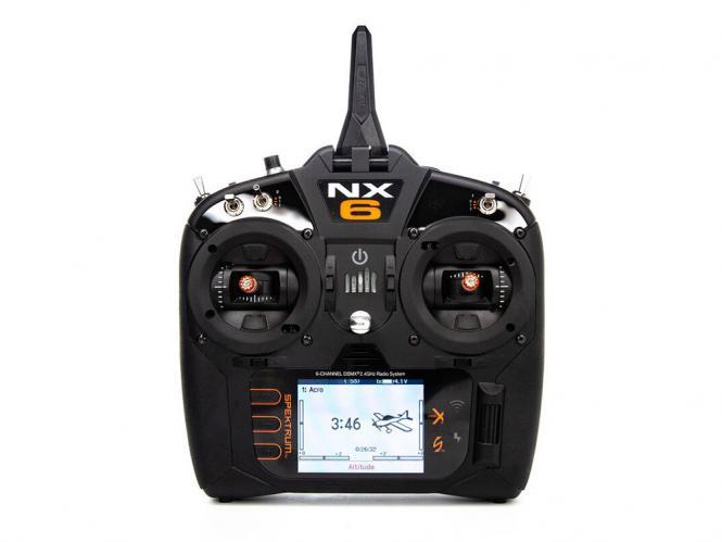 Spektrum NX6 6 Kanal Einzelsender # SPMR6775EU
