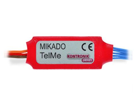 Kontronik KOSMIK / JIVE PRO TelME MIKADO Telemetriemodul # 9775