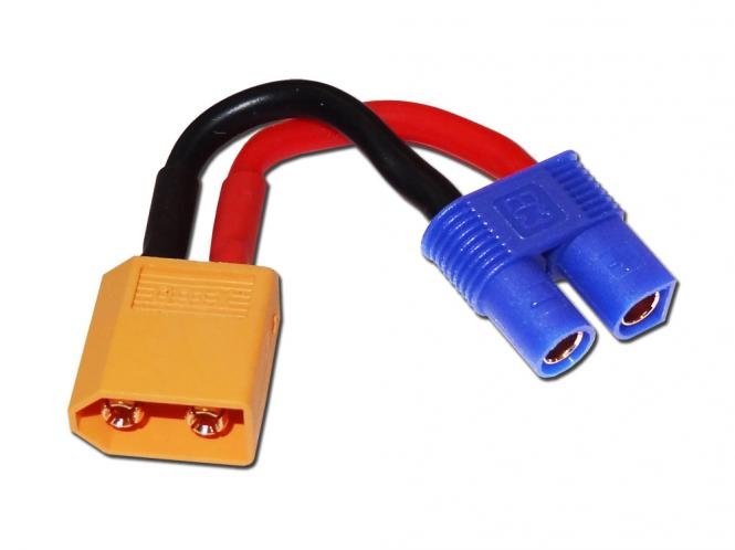 Adapter XT60 zu EC3 # ZB-AD-80011B