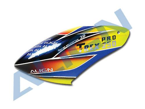 Align T-REX 250 PRO Painted Canopy # HC2202   Live-Hobby de