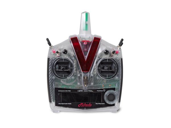 Mikado VBar Control Custom Line, Carbon transparent, with