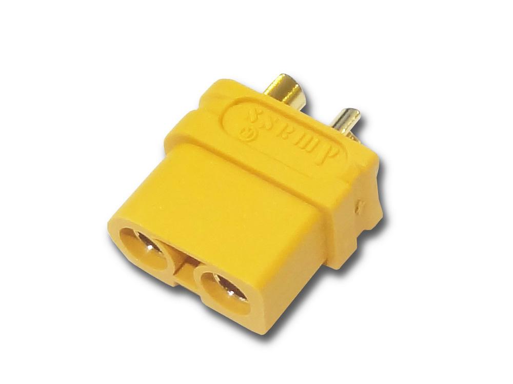 Akku Ladekabel XT60 Stecker Amass Goldkontakt XT 60